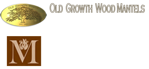 Old Growth Wood Mantels